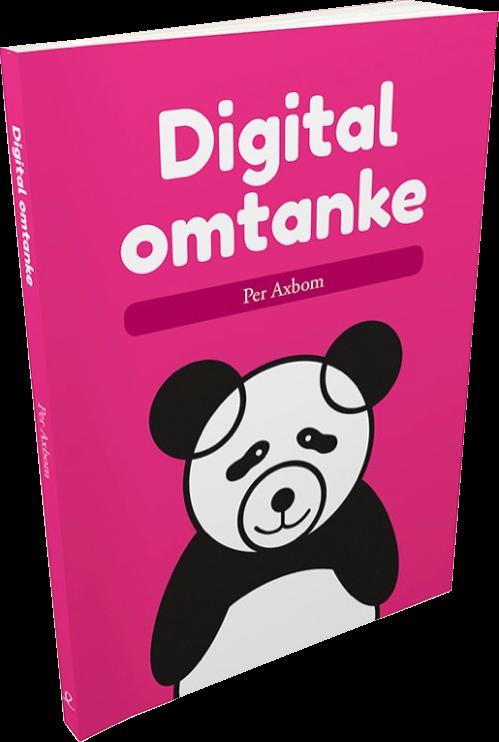 Bokomslag: Digital omtanke