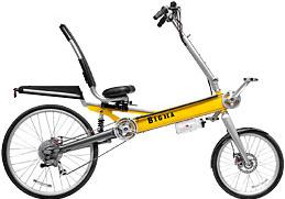 En Bigha cykel