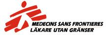 Läkare utan gränser - logo