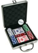 Pokerset från Rusta