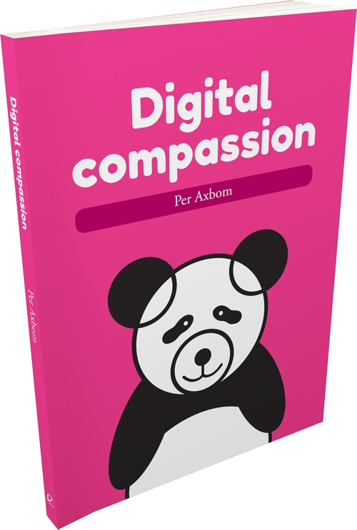 Digital compassion book cover