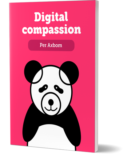 Book cover: Digital compassion