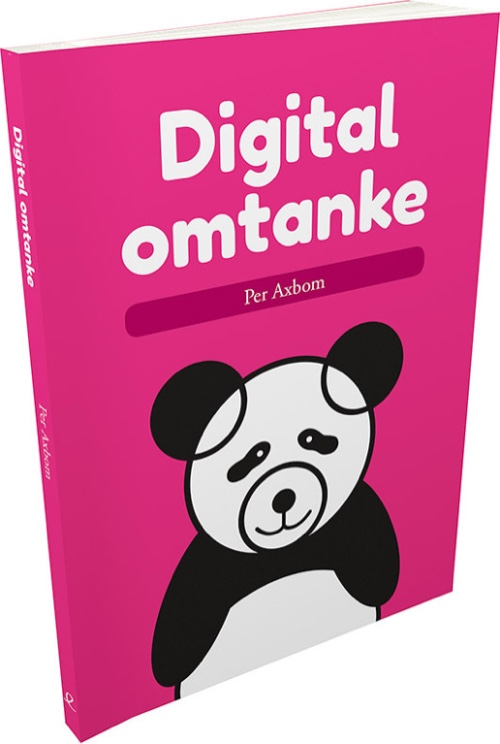 Digital omtanke bokomslag