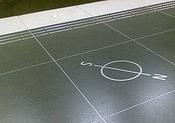 tunnelbana stationsplattform, bild av moonhouse